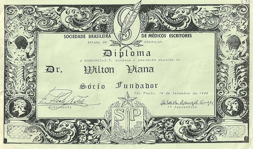 Dr. Wilton Viana